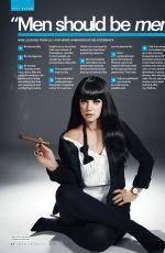 LILY ALLEN in Shortlist Magazine, March 2014 Issue