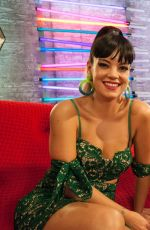 LILY ALLEN on Rock the Look with Rimmel in London