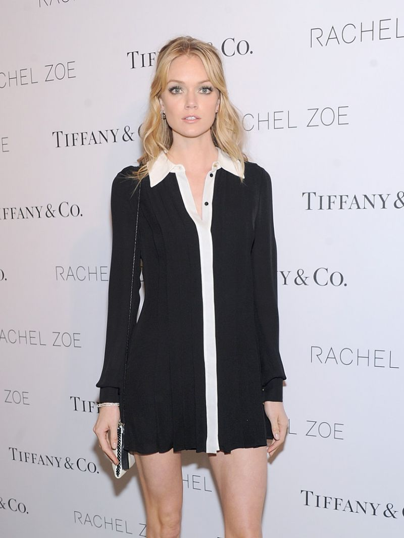 LINDSAY ELLINGSON at Living in Style: Inspiration and Advice for Everyday Glamour Book Launch in New York