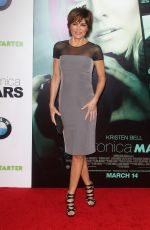 LISA RINNA at Veronica Mars Premiere in Hollywood