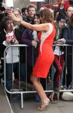 LISA SNOWDON at TRIC Awards 2014 in London