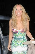 LIZ MCCLARNON at Need for Speed Premiere in Hollywood