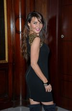 LIZZIE CUNDY at London Lesbian/gay Switchboard 40th Birthday Celebration