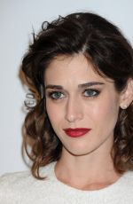 LIZZY CAPLAN at Masters of Sex Panel at 2014 Paleyfest