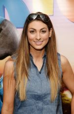 LUISA ZISSMAN at Rio 2 Gala Screning at Vue West End in London