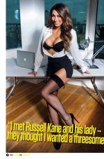 LUISA ZISSMAN in Zoo Magazine, 3rd April 2014 Issue