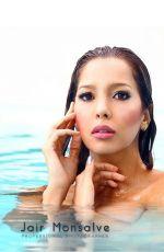 LUNA GONZALES in Latin American Model Magazine, March/April 2014 Issue