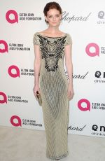 LYDIA HEARST at Elton John Aids Foundation Oscar Party in Los Angeles