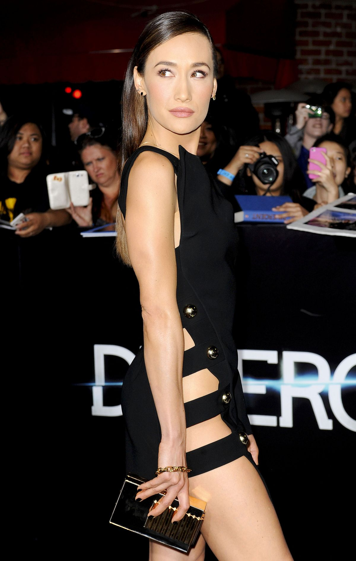 MAGGIE Q at Divergent Premiere in Los Angeles - HawtCelebs ... Lovato