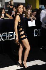 MAGGIE Q at Divergent Premiere in Los Angeles