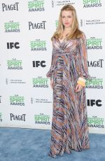 MAJANDRA DELFINO at 2014 Film Independent Spirit Awards in Santa Monica