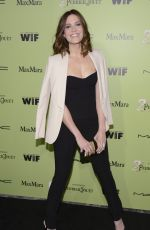 MANDY MOORE at Women in Film Pre-oscar Cocktail in West Hollywood