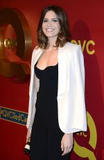 MANDY MORE at QVC 5th Annual Red Carpet Style Event in Beverly Hills