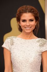 MARIA MENOUNOS at 86th Annual Academy Awards in Hollywood