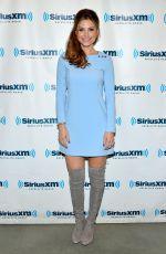 MARIA MENOUNOS at SiriusXM Studios in New York