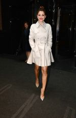 MARIA MENOUNOS Leaves Her Hotel in New York