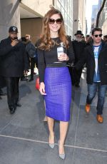 MARIA MENOUNOS Leaves Today Show in New York