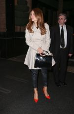 MARIA MENOUNOS Night Out in New York