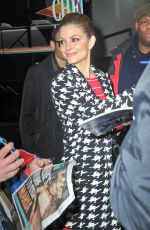 MARIA MENOUNOS Out and About in New York