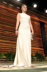 MARY ELIZABETH WINSTEAD at Vanity Fair Oscar Party in Hollywood