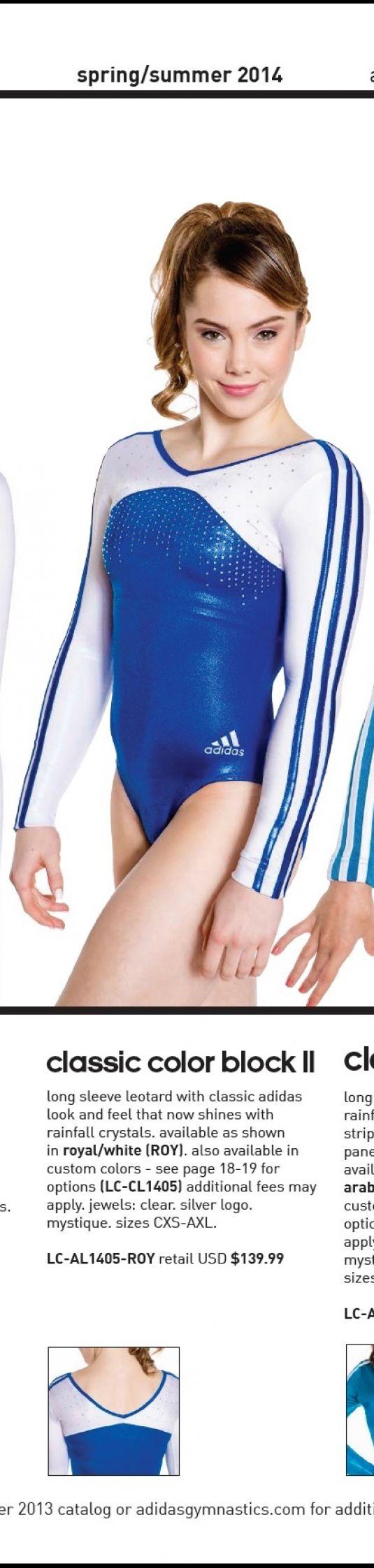 Adidas Gymnastics 3