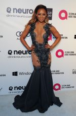 MELANIE BROWN at Elton John Aids Foundation Oscar Party in Los Angeles