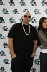 MELANIE IGLESIAS at Off the Bat From MLB Fan Cave Launch Party