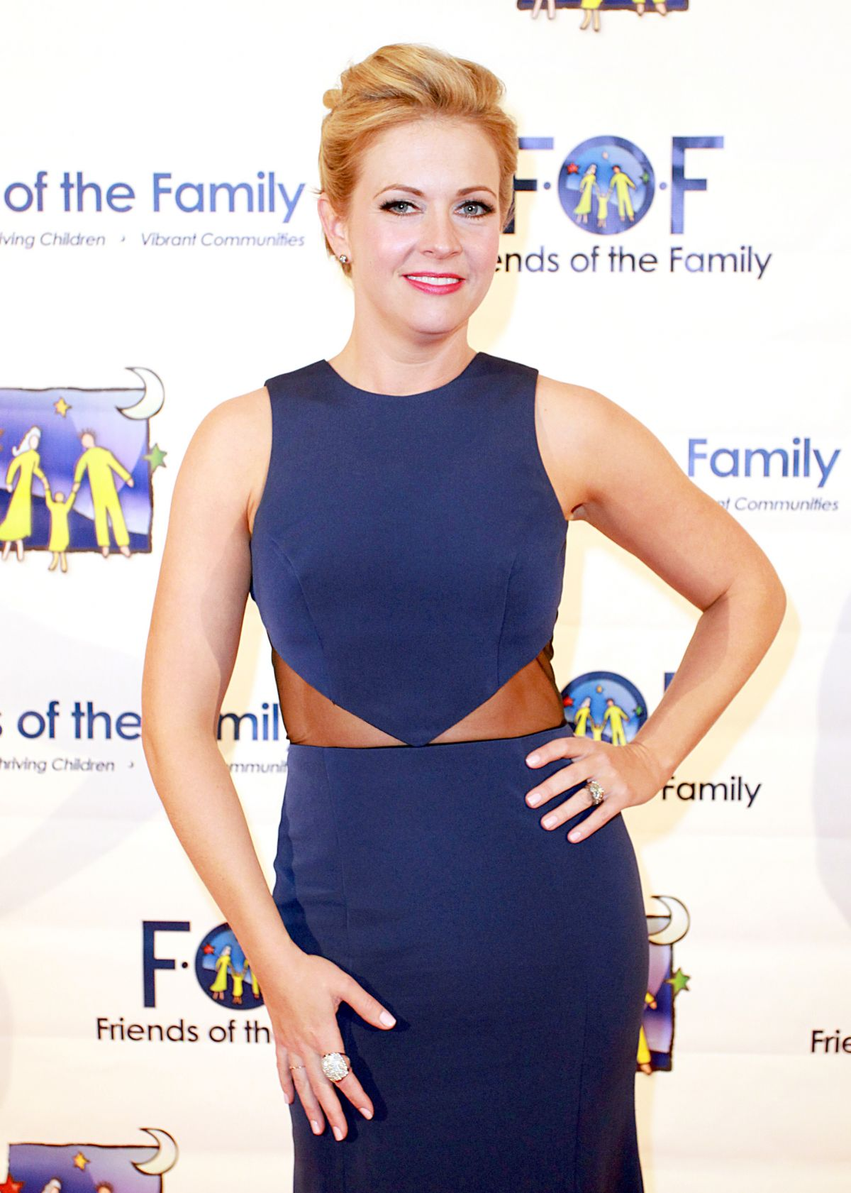 MELISSA JOAN HART at Families Matter Benefit and Celebration in Beverly Hills