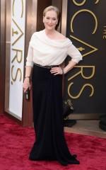 Maryl Streep at 86th Annual Academy Awards in Hollywood