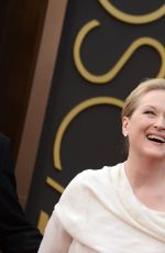 MERYL STREEP at 86th Annual Academy Awards in Hollywood