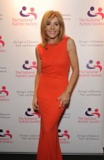 MICHELLE COLLINS at the National Autistic Society