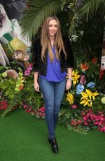 MICHELLE HEATON at Rio 2 Gala Screning at Vue West End in London