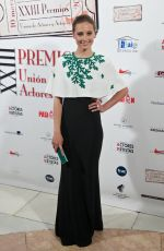 MICHELLE JENNER at Union de Actores Awards 2014 in Madrid