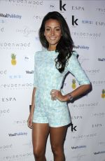 MICHELLE KEEGAN at Reuben Wood Party in Manchester