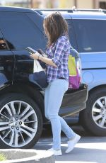 MILA KUNIS Out and About in Los Angeles 1303