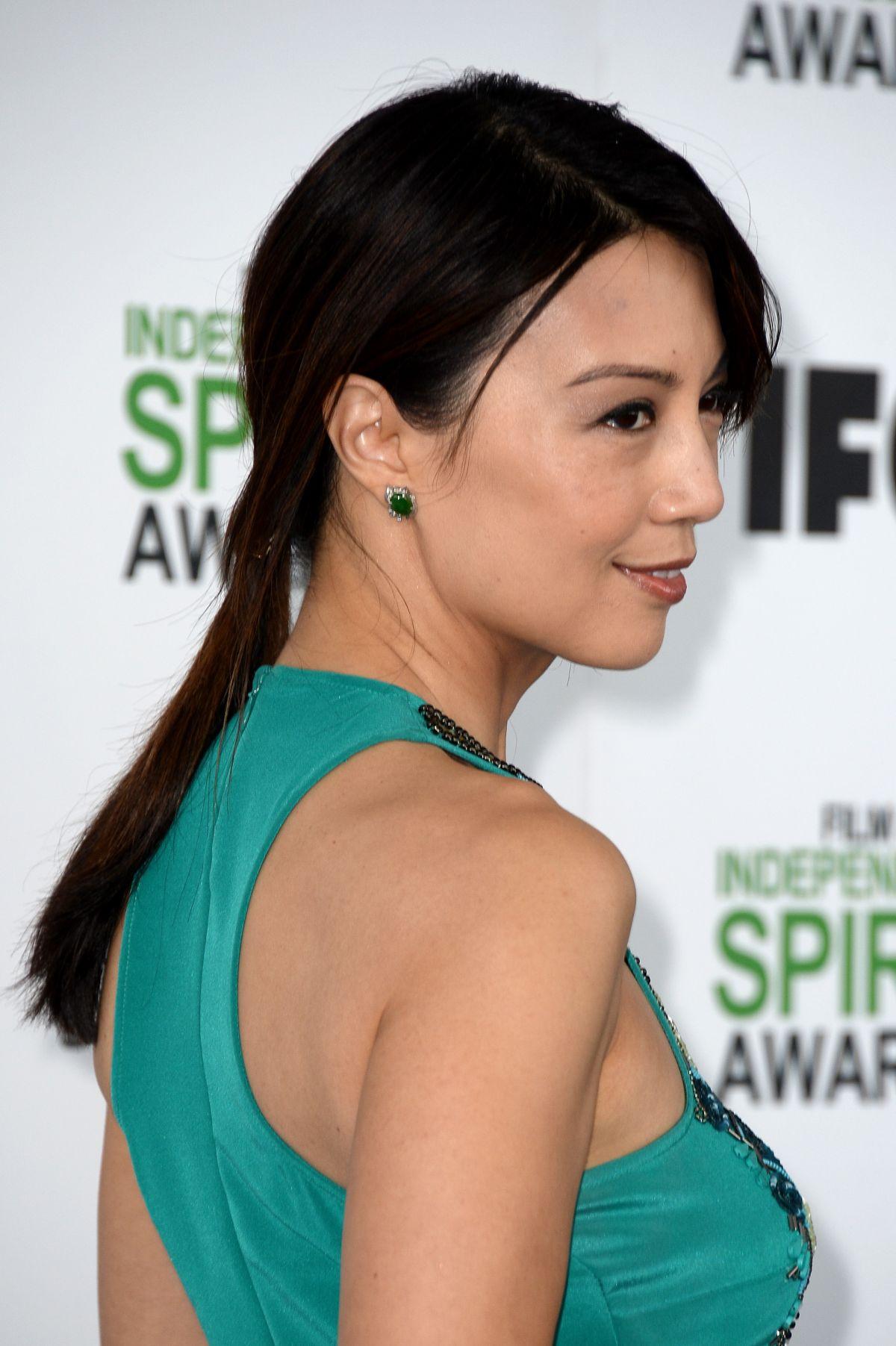 MING-NA WEN at 2014 Film Independent Spirit Awards in ...