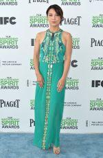MING-NA WEN at 2014 Film Independent Spirit Awards in Santa Monica