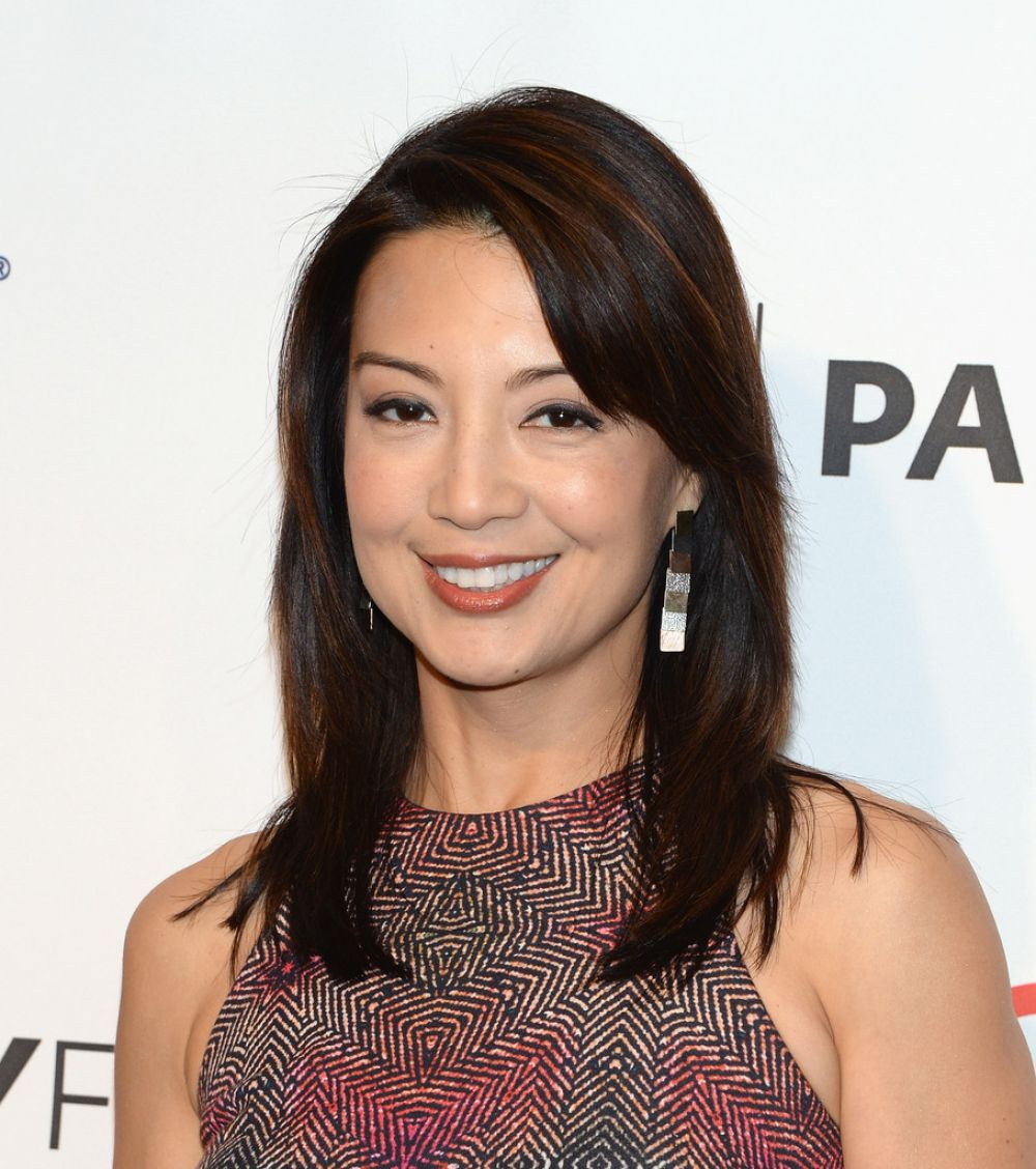 MING-NA WEN at Paleyfest 2014 Honoring Agents of S.H.I.E.L ...