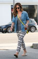 MINKA KELLY Out and About in Los Angeles 2103