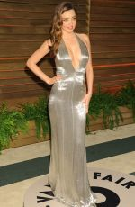 MIRANDA KERR at Vanity Fair Oscar Party in Hollywood