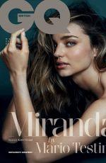 MIRANDA KERR in GQ Magazine, May 2014 Issue