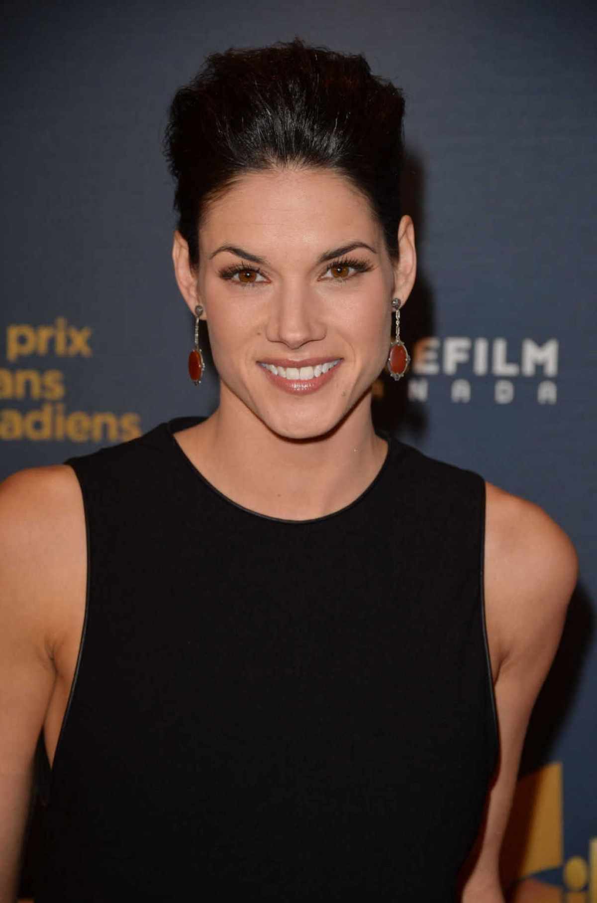 MISSY PEREGRYM at 2014 Canadian Screen Awards in Toronto