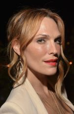 MOLLY SIMS at Carmella Dinner in West Hollywood