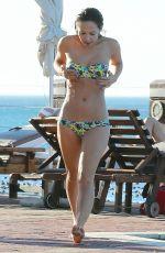 MYLEENE KLASS in Bikini at a Pool