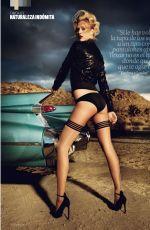 NADINE WOLFBEISSER in DT Magazine, March 2014 Issue