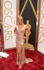 Nancy O'Dell at 86th Annual Academy Awards in Hollywood
