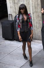 NAOMI CAMPBELL at the Vogue Festival 2014 in London