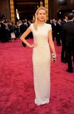 NAOMI WATTS at 86th Annual Academy Awards in Hollywood