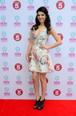 NATALIE ANDERSON at Tesco Mum of the Year Awards in London