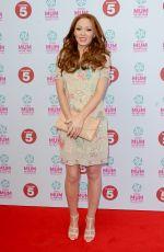 NATASHA HAMILTON at Tesco Mum of the Year Awards in London